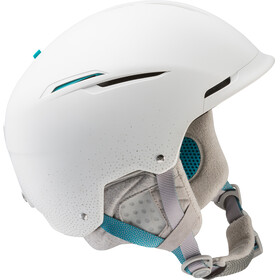 Rossignol Templar Impacts casco Donna bianco/turchese